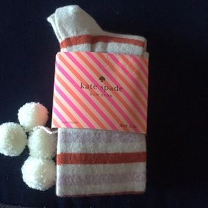 Cute and Cosy Kate Spade ♠️ Knee-Highs